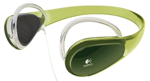 Logitech Sports Headphones Lime