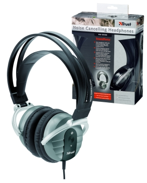 TRUST Noice Cancelling Headphone HS-0900